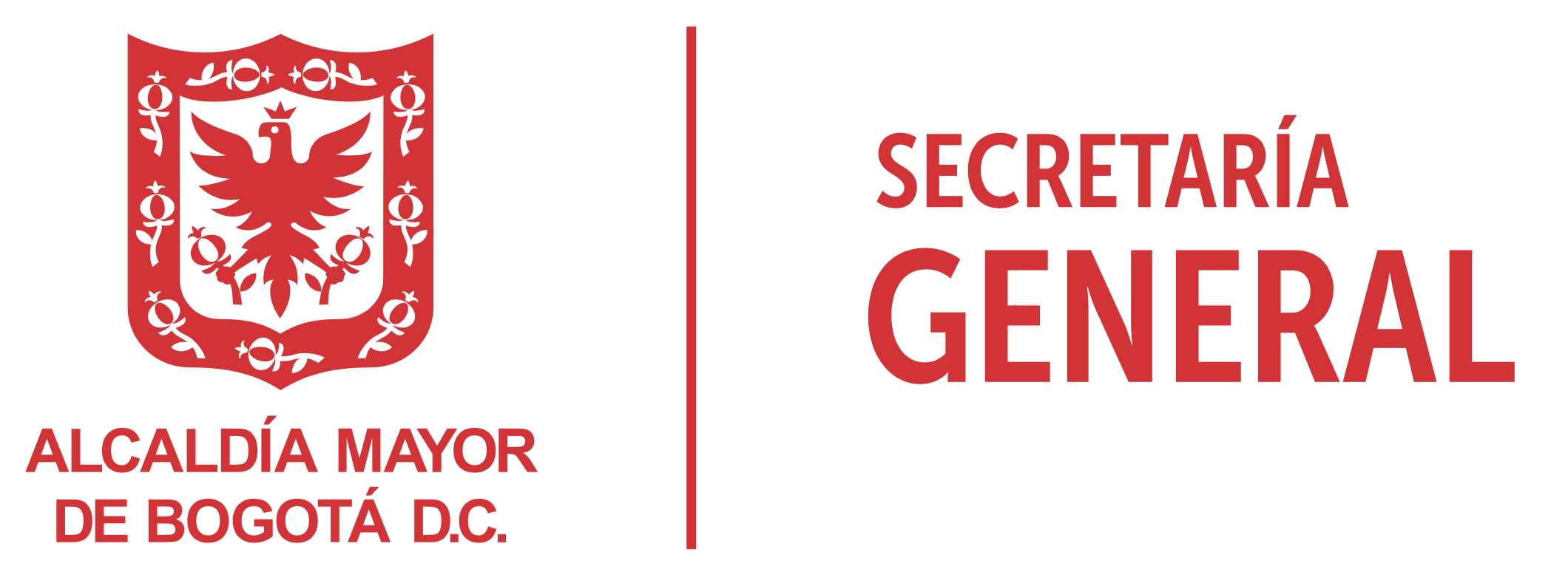 Logo Secretaría General